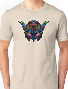 Insignia #1 Psychedelic Unisex T-Shirt