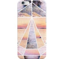Sunset Face iPhone Case/Skin