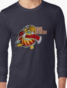 King Deederdee Long Sleeve T-Shirt