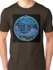 LoC logo reversed Unisex T-Shirt