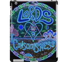 LoC logo reversed iPad Case/Skin