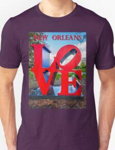 Love New Orleans  T-Shirt