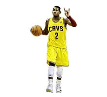 Kyrie Irving Photographic Print
