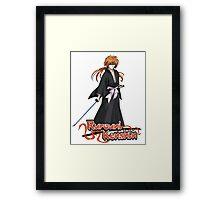 Rurouni Kenshin Framed Print