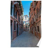 Venice, Italy. Poster
