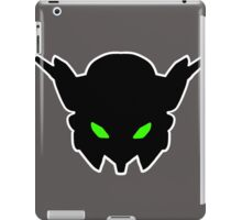 Insignia #1 Green iPad Case/Skin