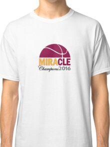 MIRACLE - Cleveland Basketball 2016 Champions Classic T-Shirt