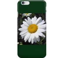 One White Daisy iPhone Case/Skin