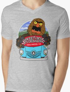 Sweetums Studebakers Mens V-Neck T-Shirt