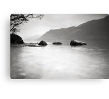 Third Rock From The Shore Canvas Print