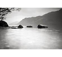 Third Rock From The Shore Photographic Print