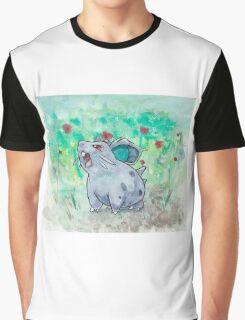 Nidoran Pokemon Graphic T-Shirt