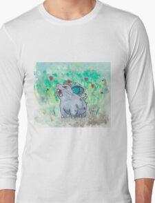 Nidoran Pokemon Long Sleeve T-Shirt