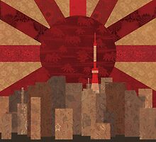Welcome to Tokyo  by jcohendesign