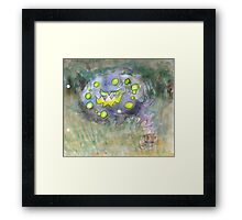 spiritomb pokemon ghost Framed Print