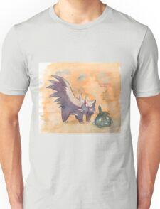 stunky and trubbish pokemon Unisex T-Shirt