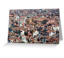 Venice, Italy. Greeting Card