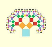 Pythagoras Original by Jo Khoury