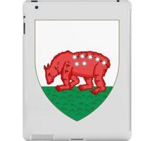 Coat of Arms of Madrid, 1212-1222 iPad Case/Skin