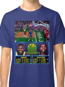 Seattle Supersonics NBA Jam  Classic T-Shirt