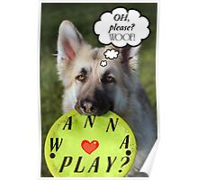 Wanna Play?? Poster
