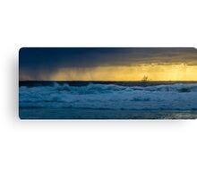 Honeymoon Bay - Moreton Island, Australia Canvas Print