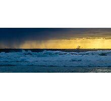 Honeymoon Bay - Moreton Island, Australia Photographic Print