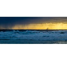 Honeymoon Bay - Moreton Island, Australia Photographic Print