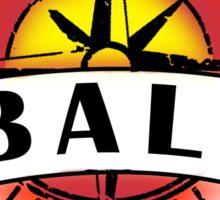 BALI Island Indonesia Sticker