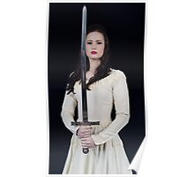 The Lady and the Sword Poster