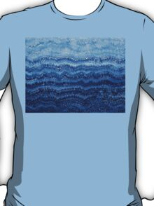 Sea & Sky original painting T-Shirt