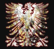 Prussian Eagle Coat of Arms German Colors by kosen11