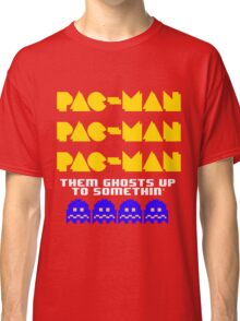 PACMAN/Jumpman Ghosts Classic T-Shirt