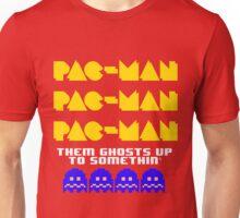 PACMAN/Jumpman Ghosts Unisex T-Shirt