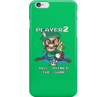 Player 2 iPhone Case/Skin