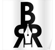 Battle Rap Résume Logo Poster