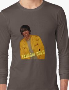 Tanuchi Gold Long Sleeve T-Shirt