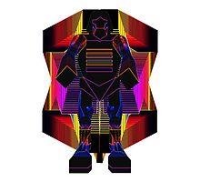 Robot by Kipno