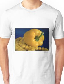 yellow paprika and beads Unisex T-Shirt