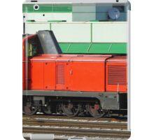 Diesel Shunter iPad Case/Skin