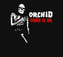 Orchid Chaos is Me Unisex T-Shirt