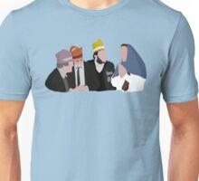 Bottom 'Christmas' design Unisex T-Shirt