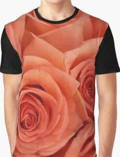 Orange Rush Graphic T-Shirt