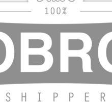 Robron | Shipper Sticker