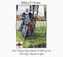 Bikes & Guns by Carl1013