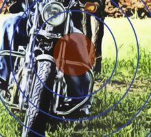Bikes & Guns Sticker