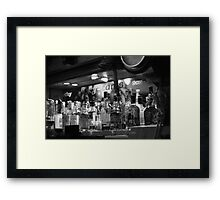 Beautiful Bar Framed Print