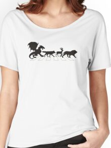 games of thrones noble house crosswalk Women's Relaxed Fit T-Shirt