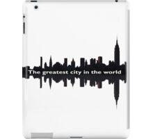 Hamilton: Greatest City in the World iPad Case/Skin