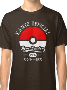 Kanto Official - Pokémon Classic T-Shirt